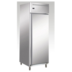 SINGLE DOOR STAINLESS STEEL CHILLER/FREEZER