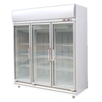 THREE SLIDING GLASS DOOR CHILLER/FREEZER