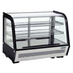 COUNTERTOP DISPLAY SHOWCASE HOT/COLD