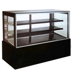 RECTANGULAR DISPLAY SHOWCASE HOT/COLD